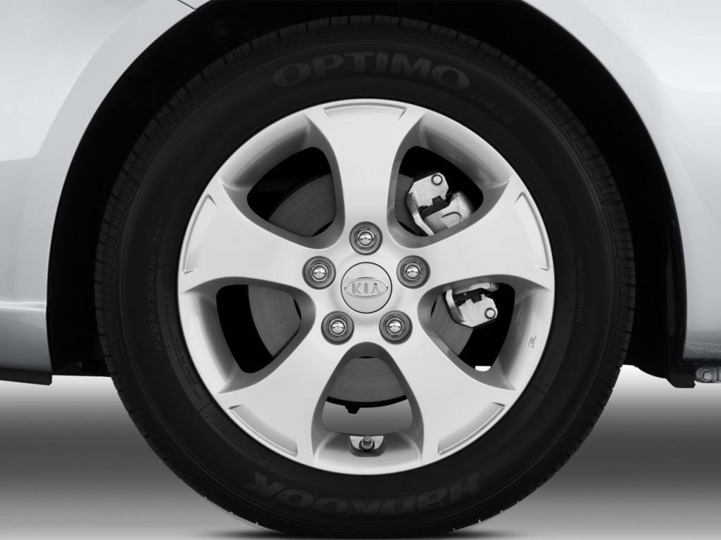 Image: 2012 Kia Forte 4-door Sedan Auto EX Wheel Cap, size ...