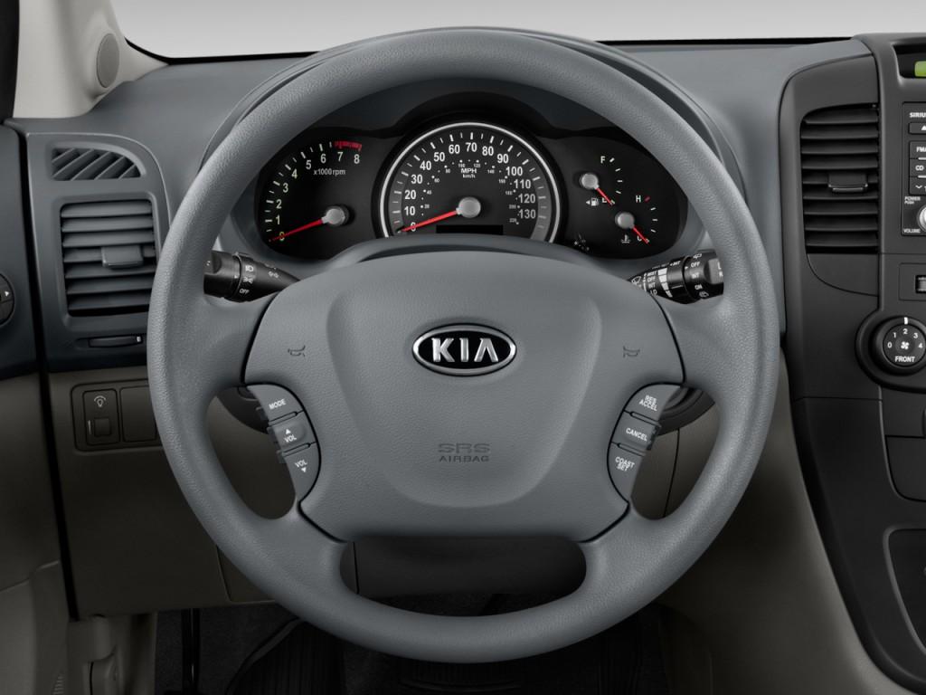 Kia Sedona Door Wagon Lx Steering Wheel L