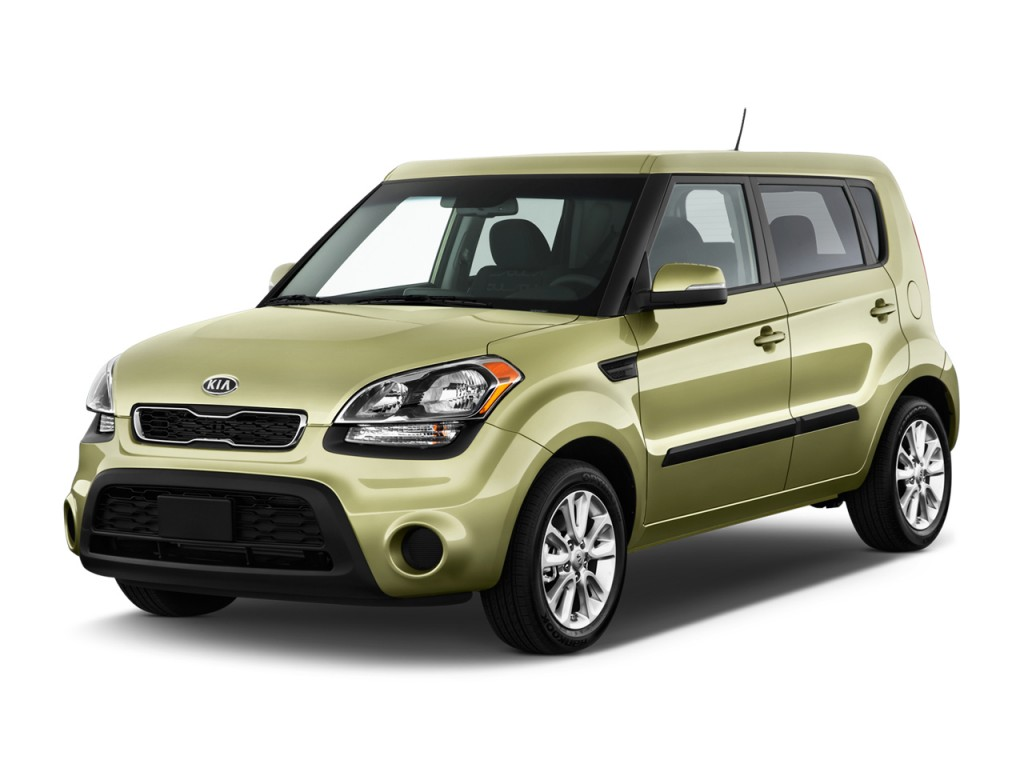 2012 Kia Soul Review, Ratings, Specs, Prices, And Photos   The Car  Connection