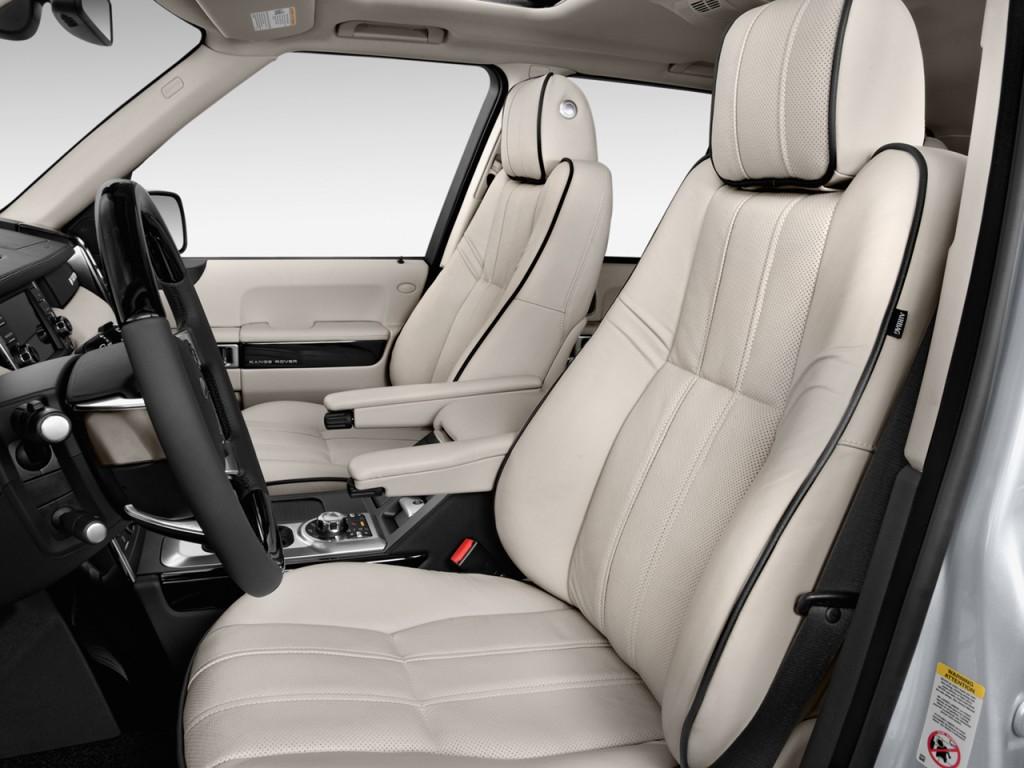 Image 2012 Land Rover Range Rover 4wd 4 Door Hse Front