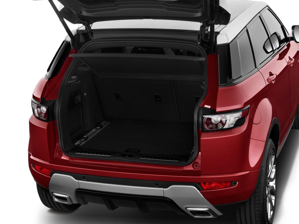 Image 2012 Land Rover Range Rover Evoque 5dr Hb Pure