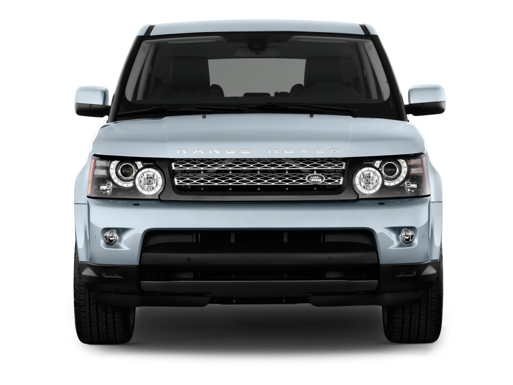 Image 2012 Land Rover Range Rover Sport Front Exterior View Size 1024 X 768 Type Gif