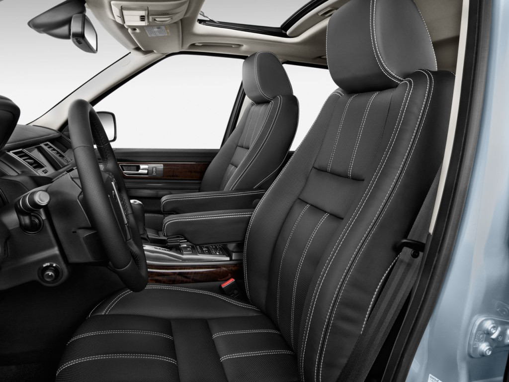 image 2012 land rover range rover sport front seats size 1024 x 768 type gif posted on. Black Bedroom Furniture Sets. Home Design Ideas
