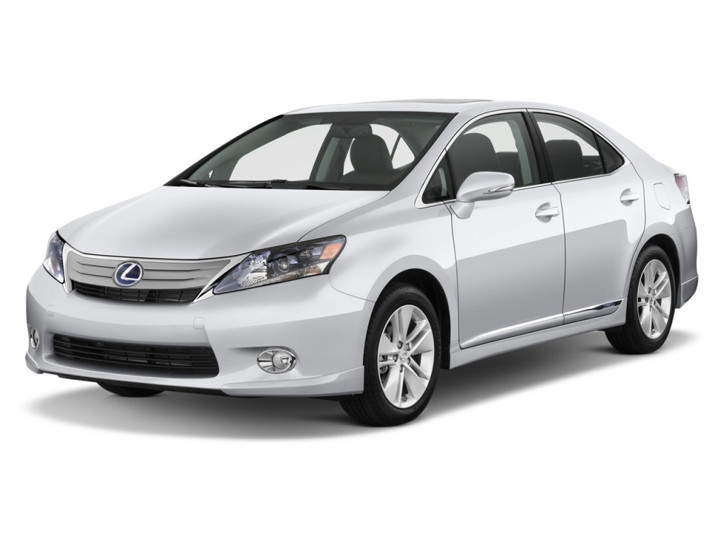 2012 Lexus HS 250h Review, Ratings, Specs, Prices, and Photos - The ...