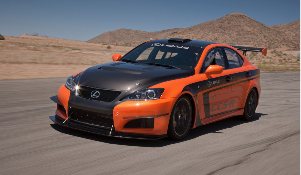Lexus Offers Fans A Chance To Get In On Pikes Peak Action