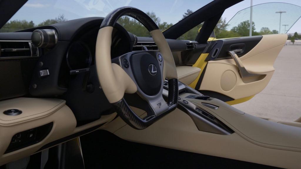 2012 Lexus LFA (Photo via Bring a Trailer)