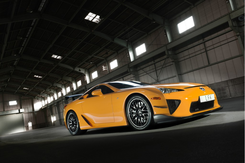 2012 Lexus LFA Review, Ratings, Specs, Prices, And Photos   The Car  Connection
