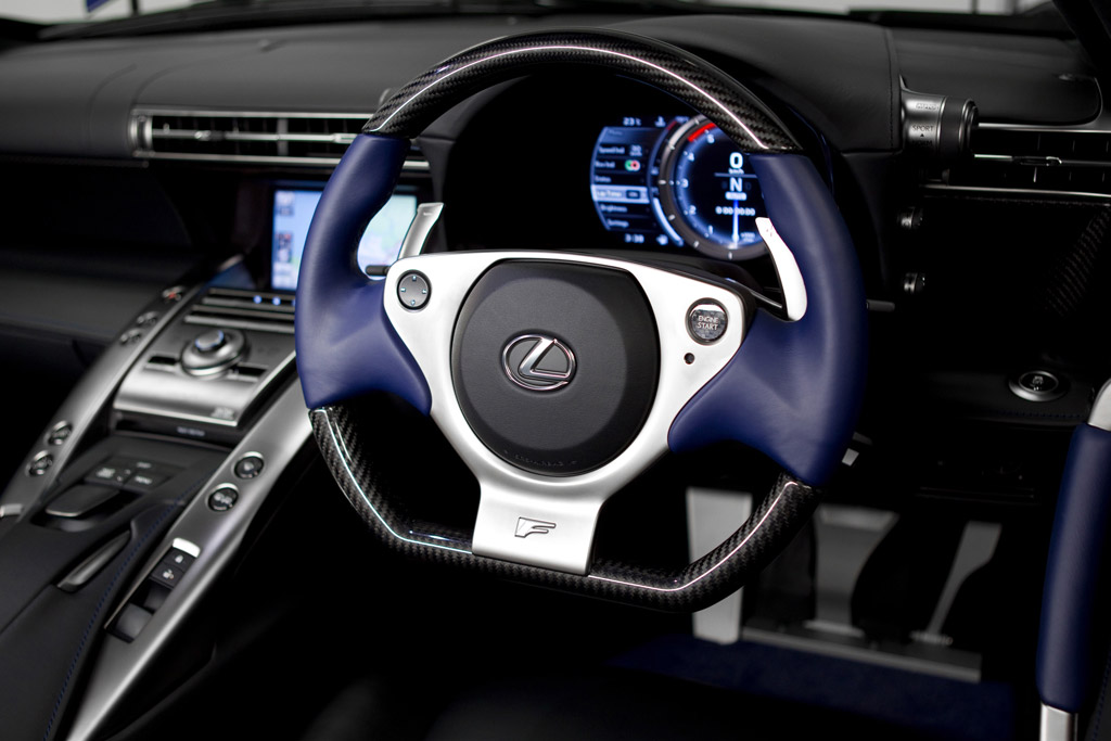 2012 Lexus LFA Right Hand Drive Model