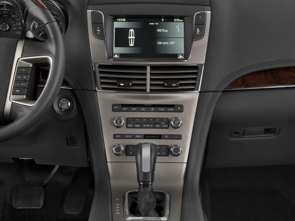 image 2012 lincoln mkt 4 door wagon 3 7l fwd instrument. Black Bedroom Furniture Sets. Home Design Ideas