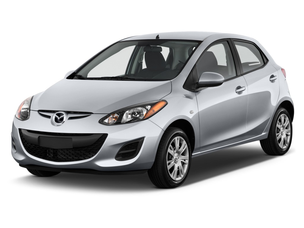 2012 Mazda MAZDA2 Review, Ratings, Specs, Prices, And Photos   The Car  Connection