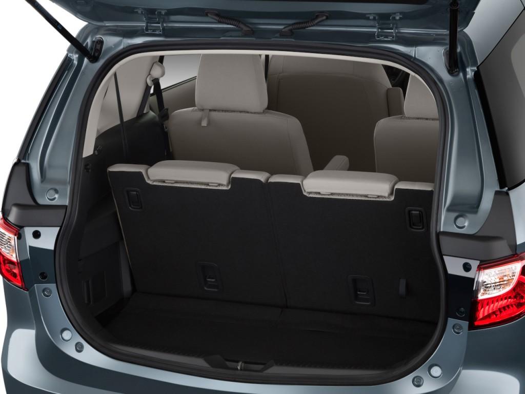 Image: 2012 Mazda MAZDA5 4-door Wagon Auto Sport Trunk ...