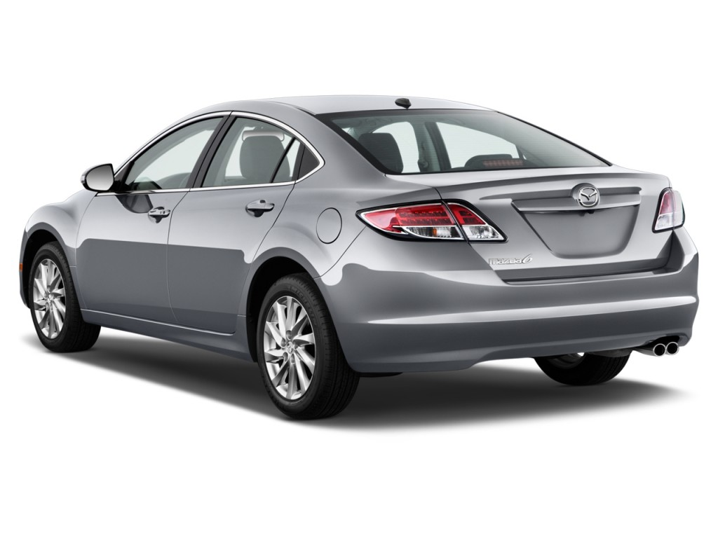 Image: 2012 Mazda MAZDA6 4-door Sedan Auto i Grand Touring ...