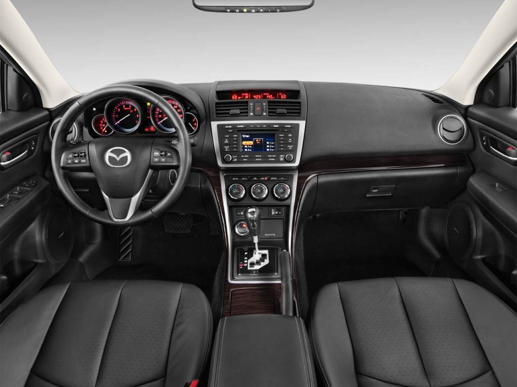 Image: 2012 Mazda MAZDA6 4-door Sedan Auto i Grand Touring ...