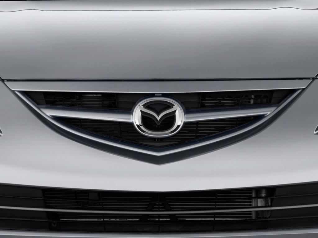 Image 2012 Mazda Mazda6 4 Door Sedan Auto I Grand Touring Grille Size 1024 X 768 Type Gif