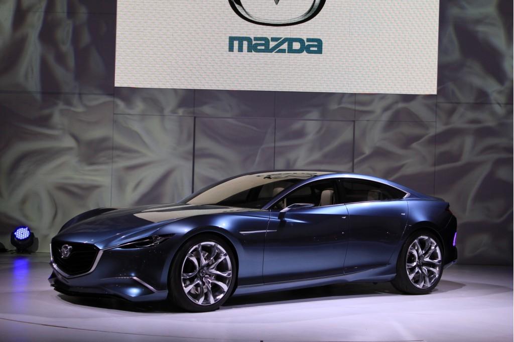 Image: 2010 Mazda Shinari concept, size: 1024 x 682, type: gif ...
