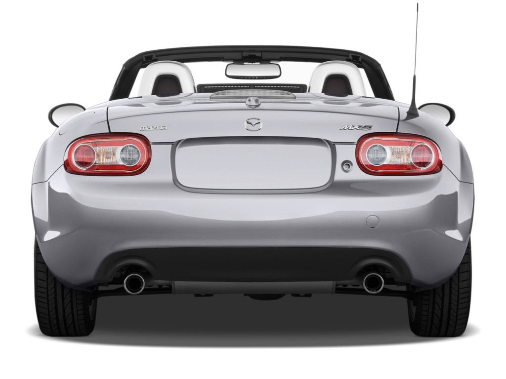 Image 2012 Mazda Mx 5 Miata 2 Door Convertible Hard Top