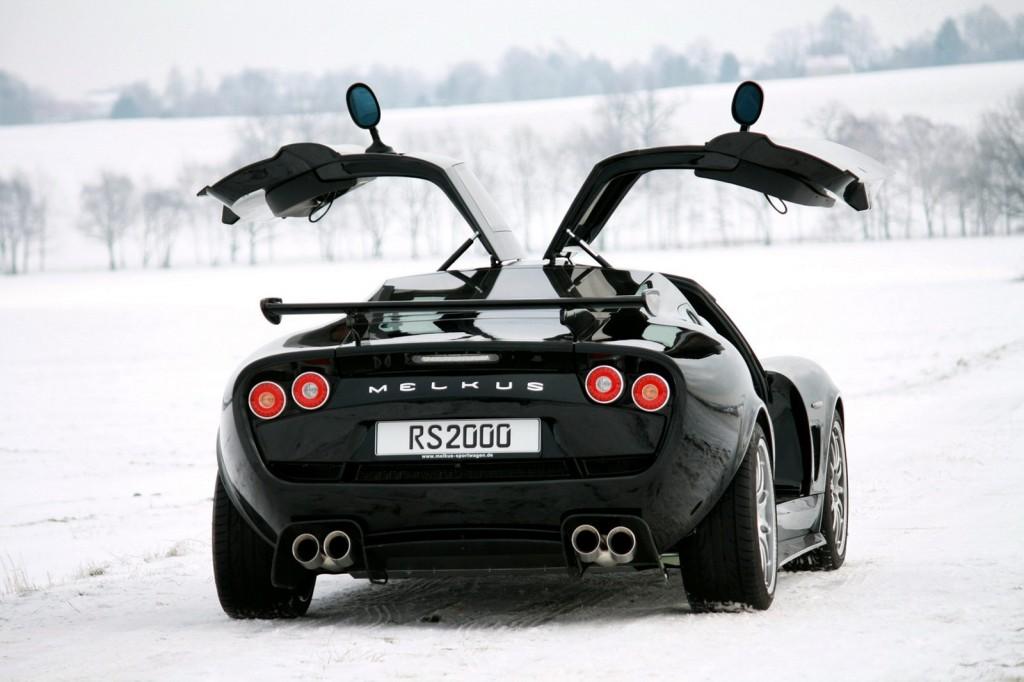 2012 Melkus RS2000 Black Edition