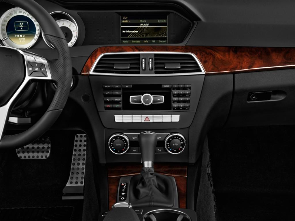 image 2012 mercedes benz c class 4 door sedan c250 sport rwd instrument panel size 1024 x 768. Black Bedroom Furniture Sets. Home Design Ideas