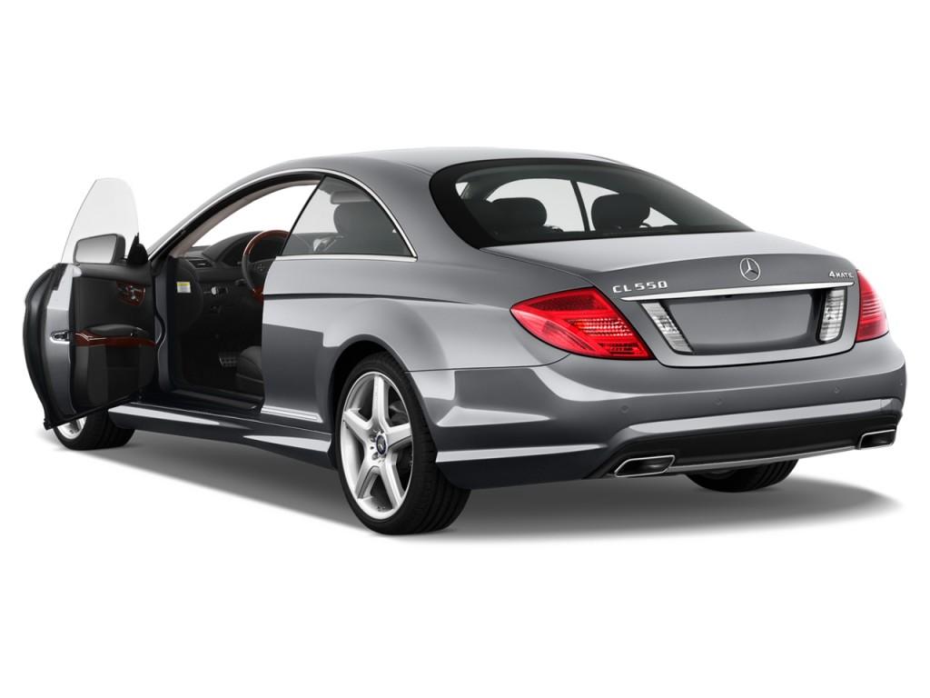 Image 2012 Mercedes Benz Cl Class 2 Door Coupe 5 5l V12