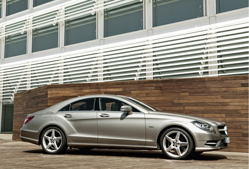 Image 2012 Mercedes Benz Cls Class Size 1024 X 697