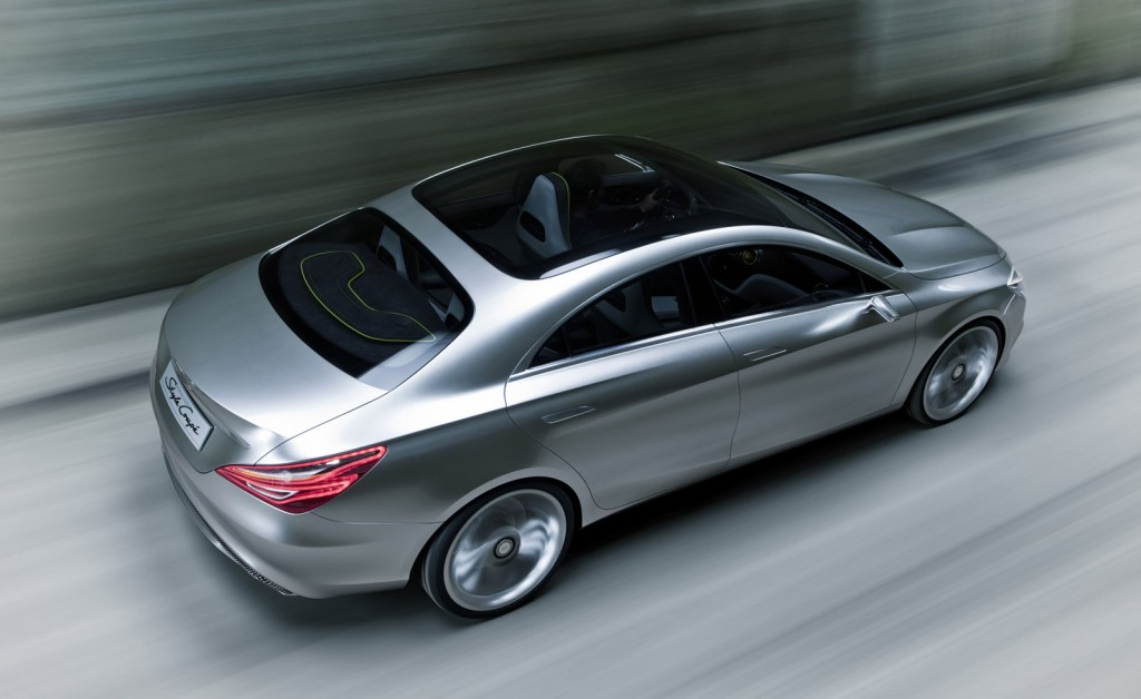 2012 Mercedes-Benz Concept Style Coupe