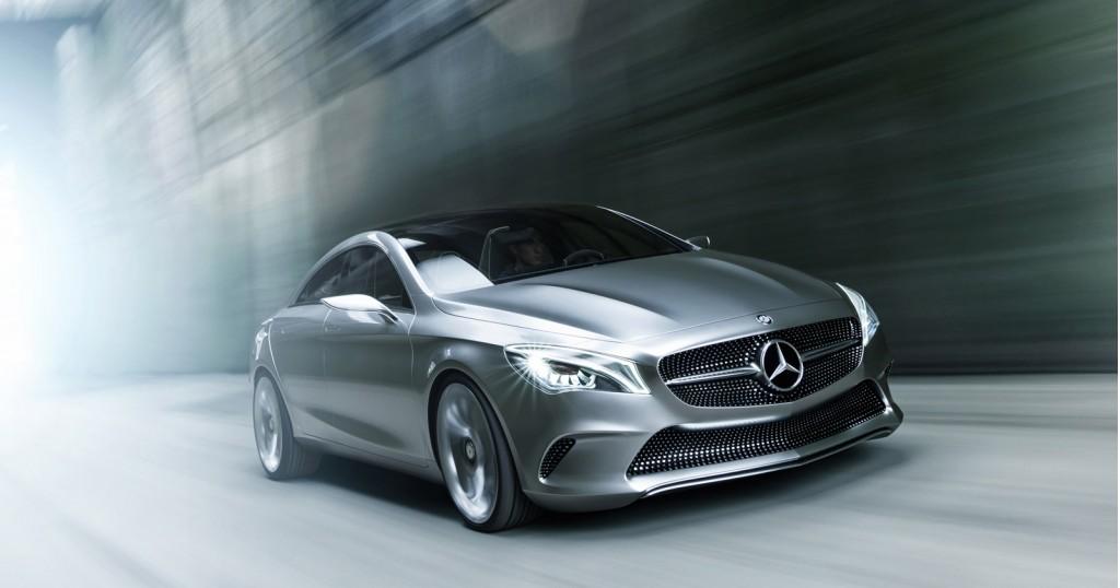 2012 Mercedes-Benz Concept Style Coupe