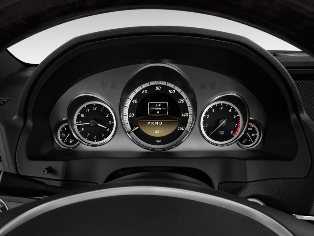 Image: 2012 Mercedes-Benz E Class 2-door Cabriolet 3.5L ...