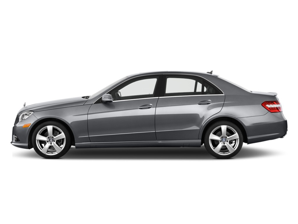 Image: 2012 Mercedes-Benz E Class 4-door Sedan Sport 3.5L ...