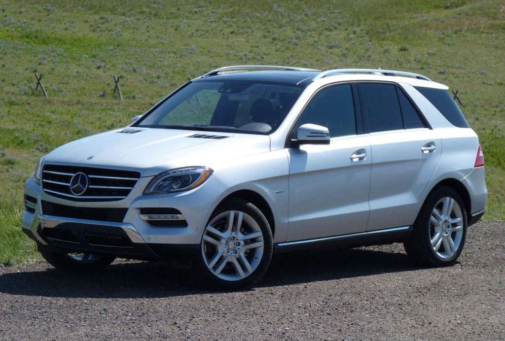 2012 mercedes benz ml350 bluetec diesel priced right for Mercedes benz ml price