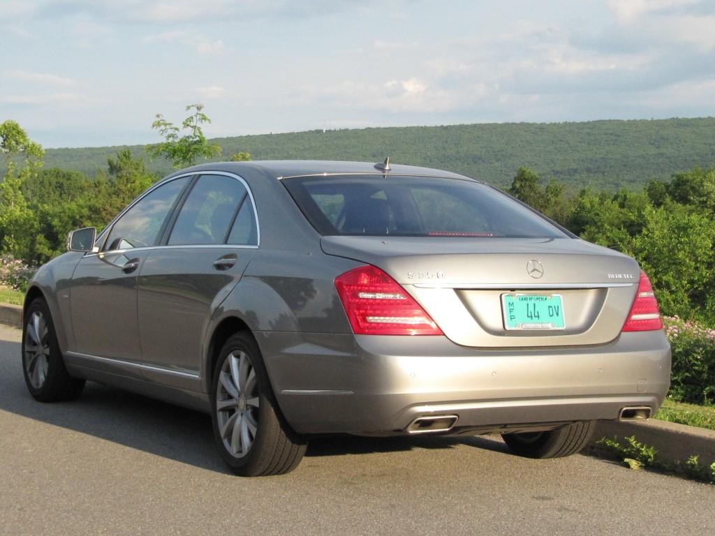 Image 2012 Mercedes Benz S 350 Bluetec 4matic Road Test