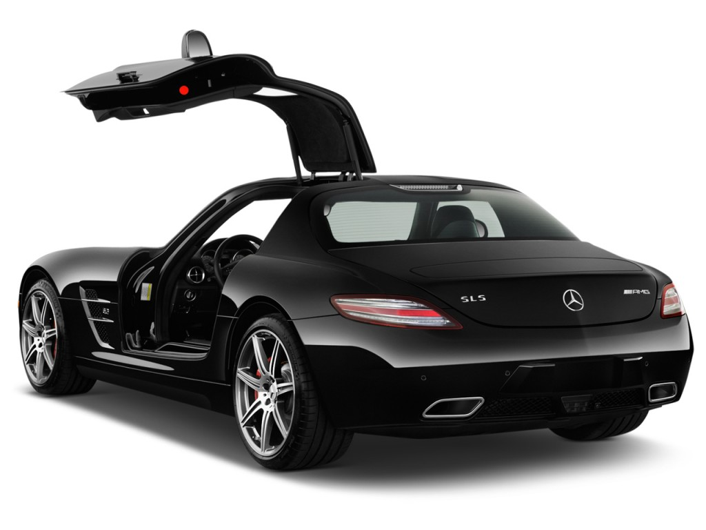 Image 2012 Mercedes Benz Sls Amg 2 Door Coupe Sls Amg