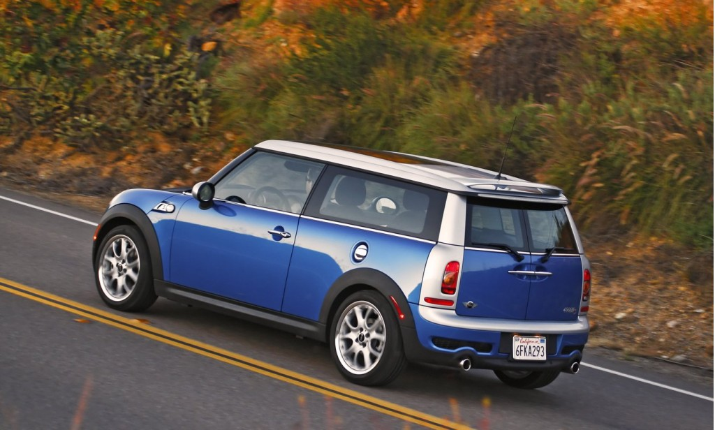 image 2012 mini cooper clubman size 1024 x 616 type gif posted on march 8 2012 3 19 pm. Black Bedroom Furniture Sets. Home Design Ideas