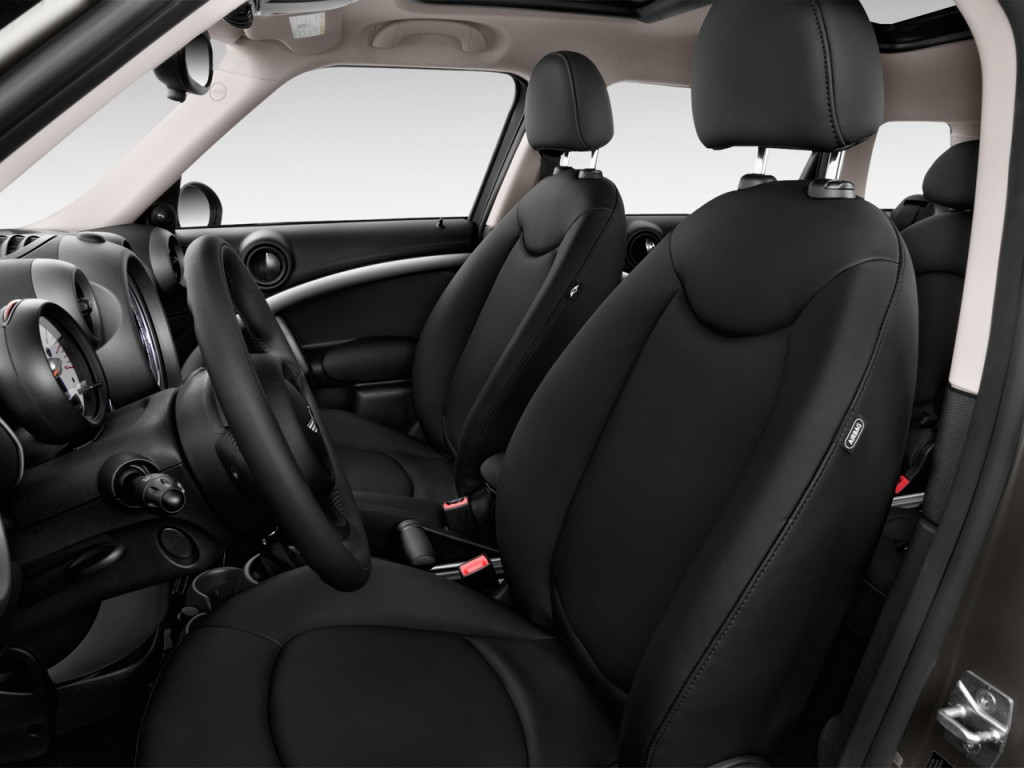 image 2012 mini cooper countryman fwd 4 door front seats size 1024 x 768 type gif posted. Black Bedroom Furniture Sets. Home Design Ideas