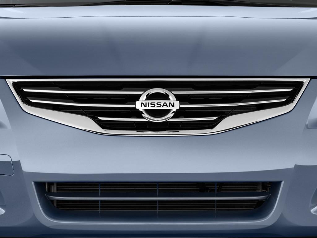 image 2012 nissan altima 4 door sedan i4 cvt 2 5 s grille size 1024 x 768 type gif posted. Black Bedroom Furniture Sets. Home Design Ideas