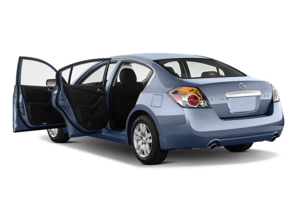 Image 2012 Nissan Altima 4 Door Sedan I4 Cvt 2 5 S Open