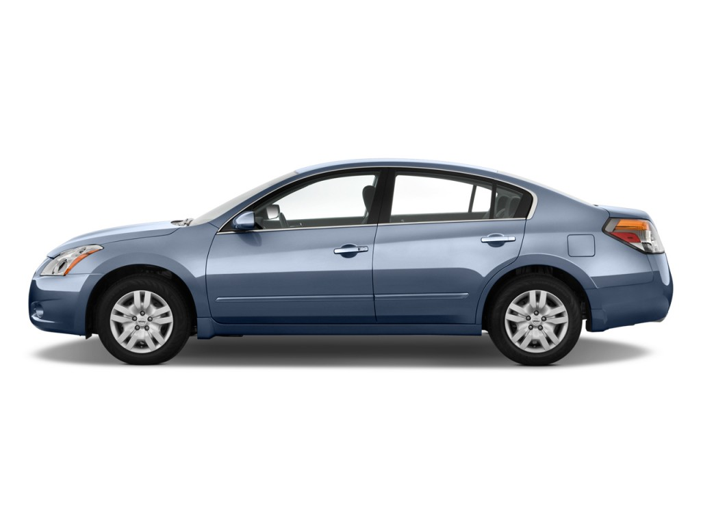 Nissan Altima: Electric control type