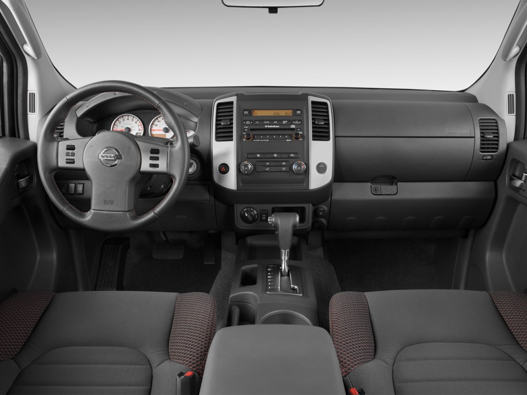 image 2012 nissan frontier 4wd crew cab swb auto pro 4x dashboard size 1024 x 768 type gif. Black Bedroom Furniture Sets. Home Design Ideas