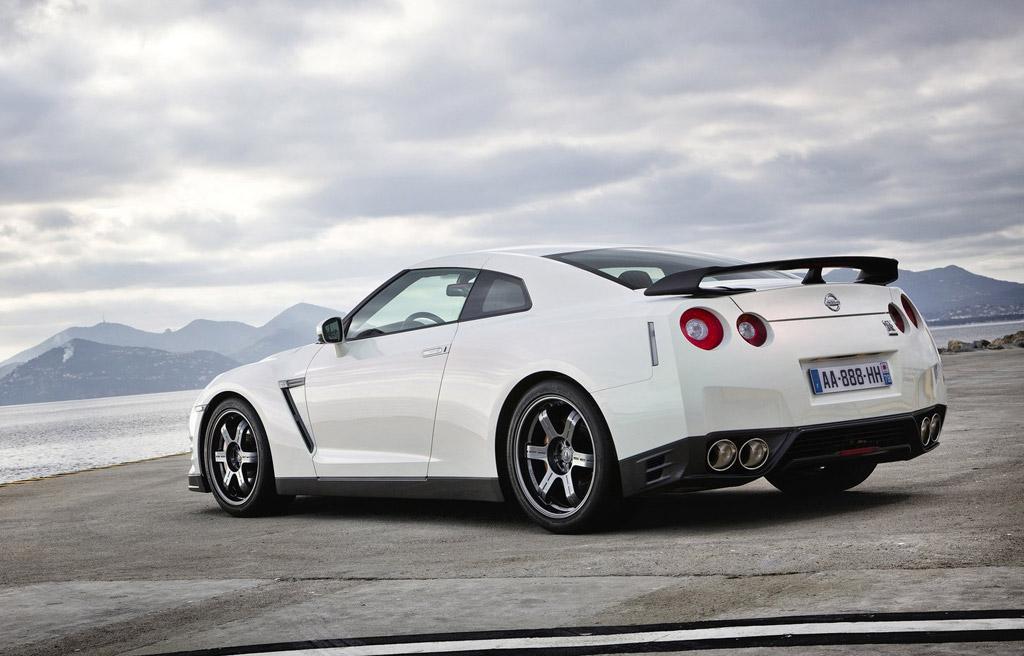 Forbidden Fruit: 2012 Nissan GT-R EGOIST Mega-Gallery