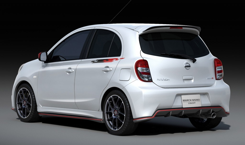 2012 Nissan Micra Nismo Concept