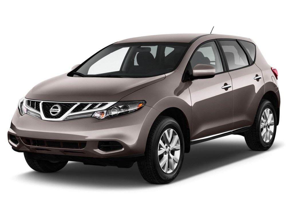 Image 2012 Nissan Murano 2wd 4 Door S Angular Front Exterior View Size 1024 X 768 Type Gif