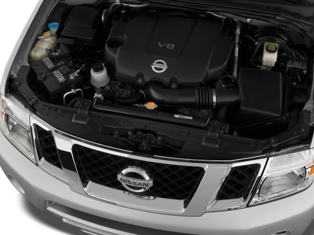 Image: 2012 Nissan Pathfinder 4WD 4-door V8 LE Engine, size: 1024 x 768, type: gif, posted on ...