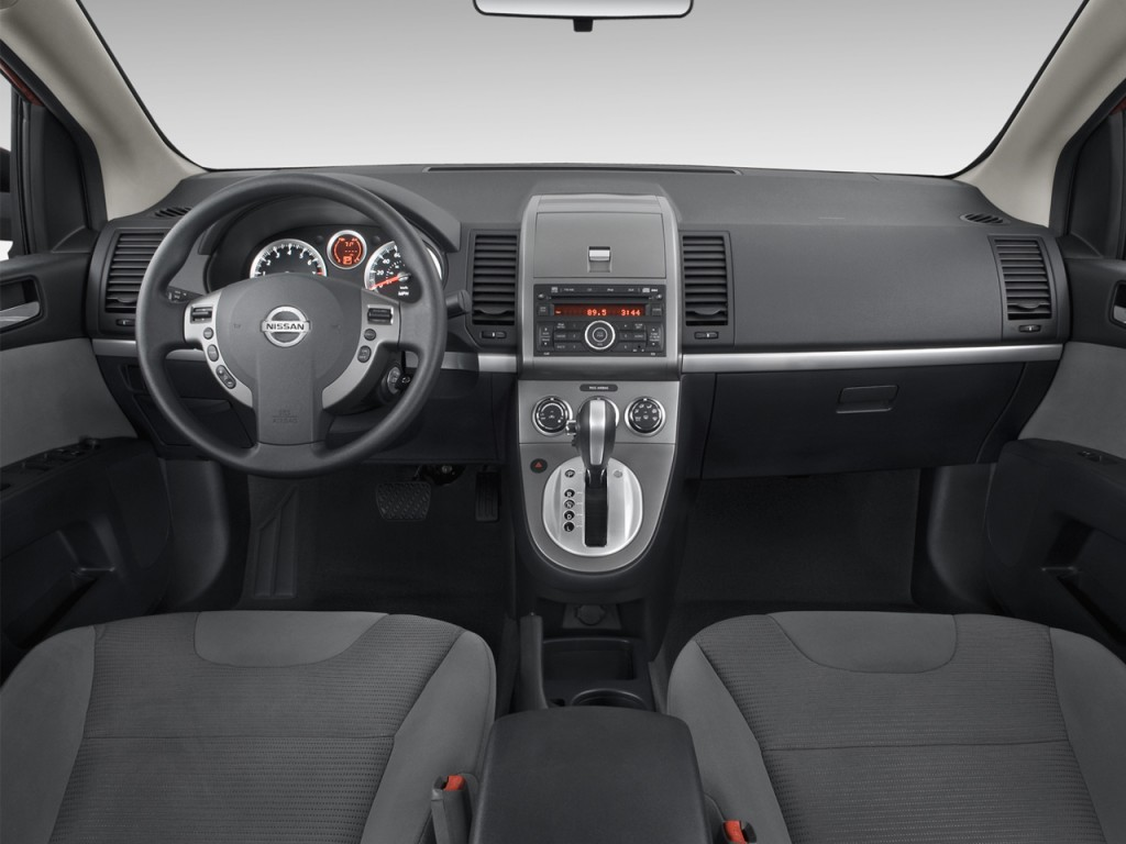 Nissan Sentra Door Sedan I Cvt S Dashboard L
