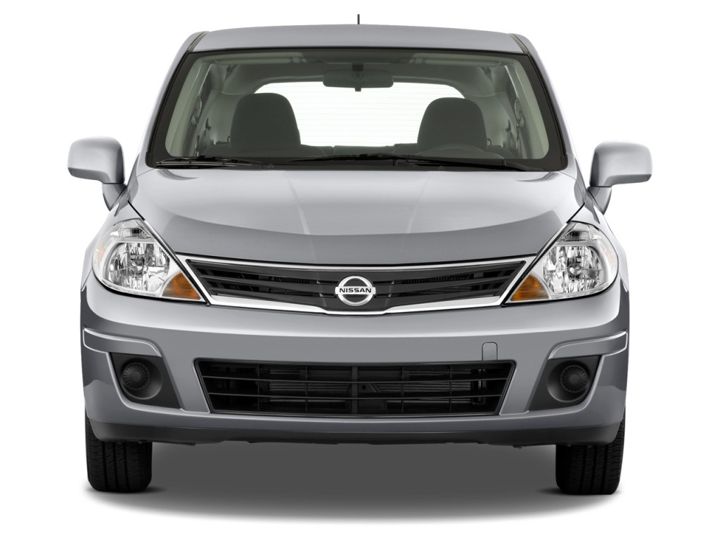 image 2012 nissan versa 5dr hb auto 1 8 s front exterior view size 1024 x 768 type gif. Black Bedroom Furniture Sets. Home Design Ideas
