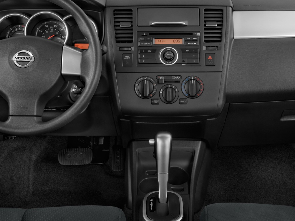 image 2012 nissan versa 5dr hb auto 1 8 s instrument panel size 1024 x 768 type gif posted. Black Bedroom Furniture Sets. Home Design Ideas