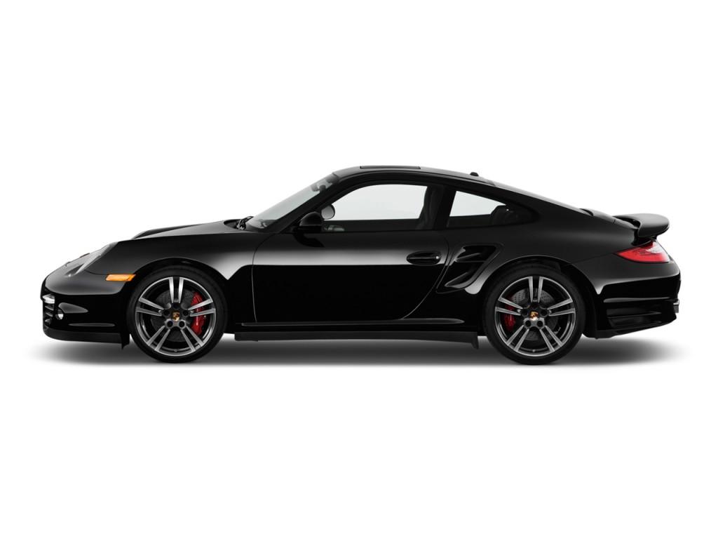 Porsche Door Coupe Turbo Side Exterior View L