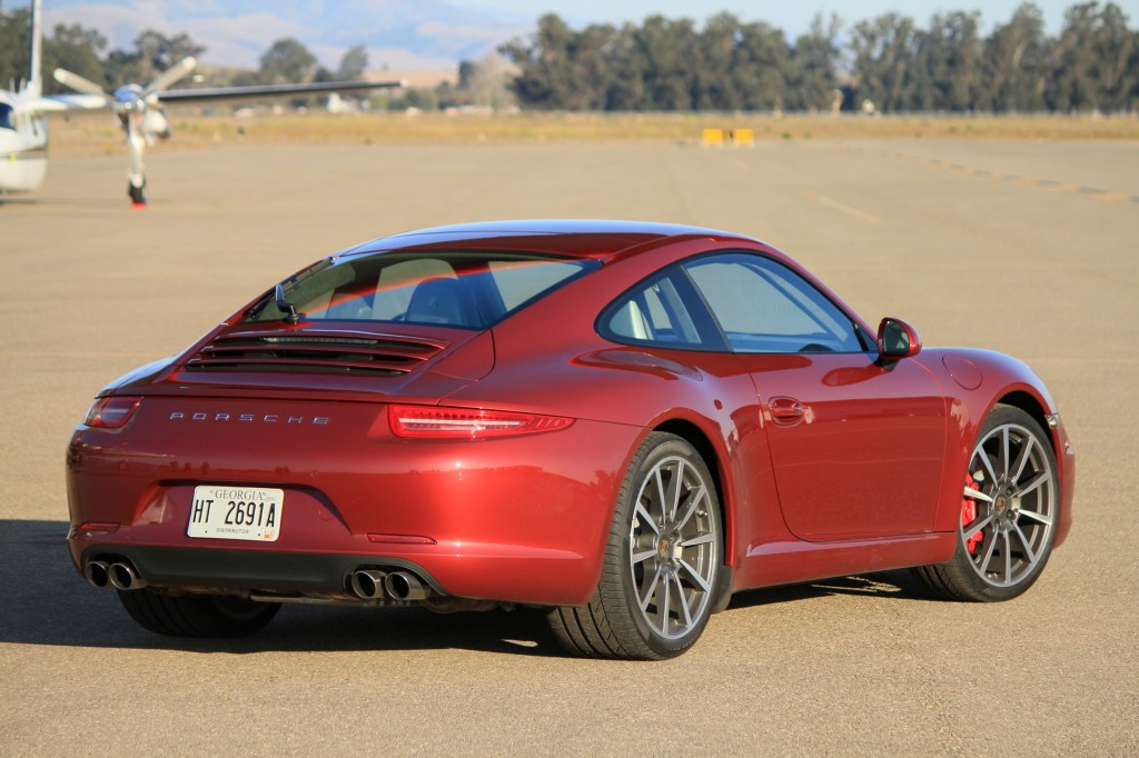 2012 Porsche 911 Driven, 2013 Chevy TrailBlazer: Car News Headlines