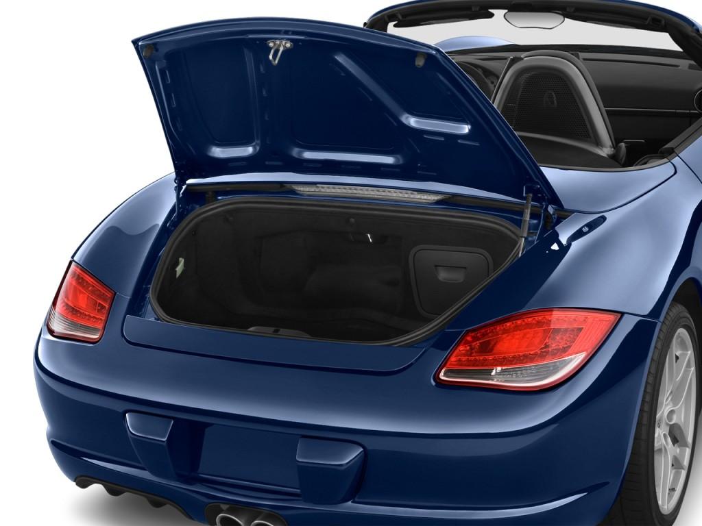 Image 2012 Porsche Boxster 2 Door Roadster S Trunk Size