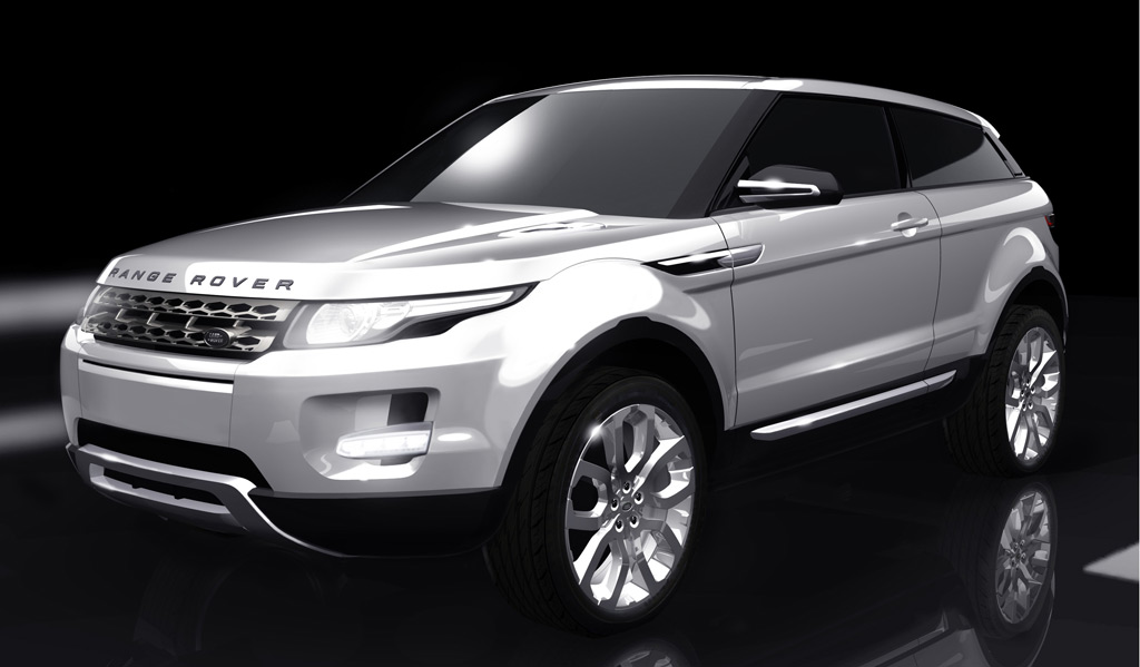 Land Rover Confirms 2012 LRX For Production