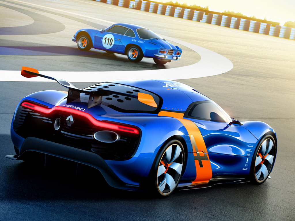 renault alpine a110 50 concept headed to 2012 goodwood. Black Bedroom Furniture Sets. Home Design Ideas