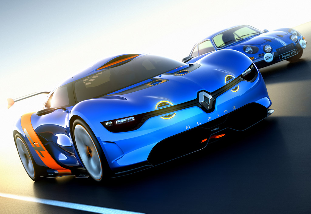 Renault And Caterham To Go Their Separate Ways On Joint Sports Car Project: Report